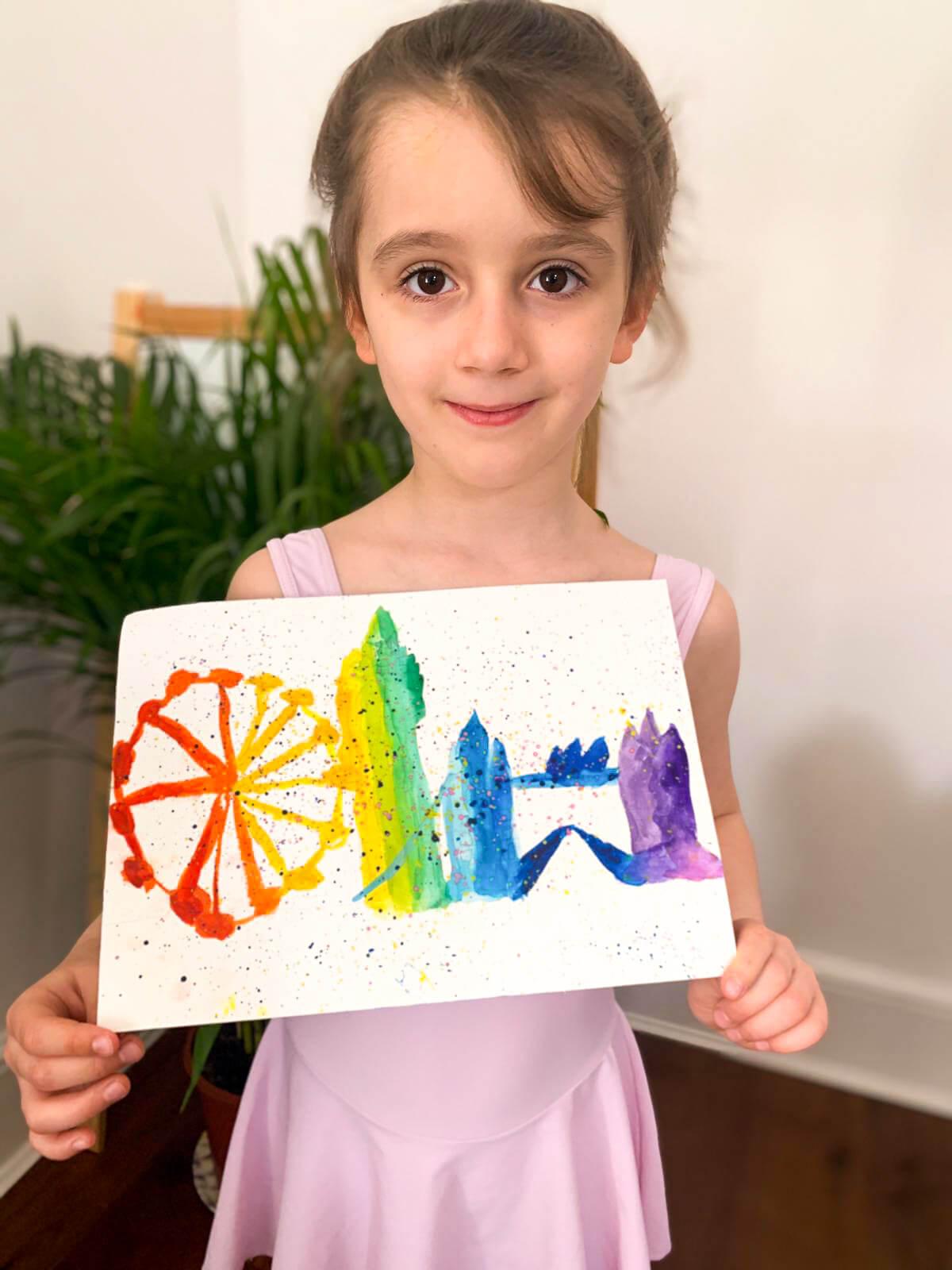 Olivia Keenan. Primary Ballet
