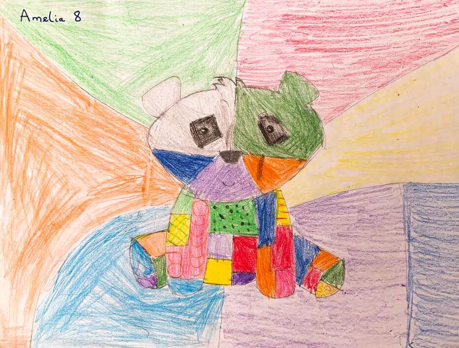 Amelia Thandi. Grade 3