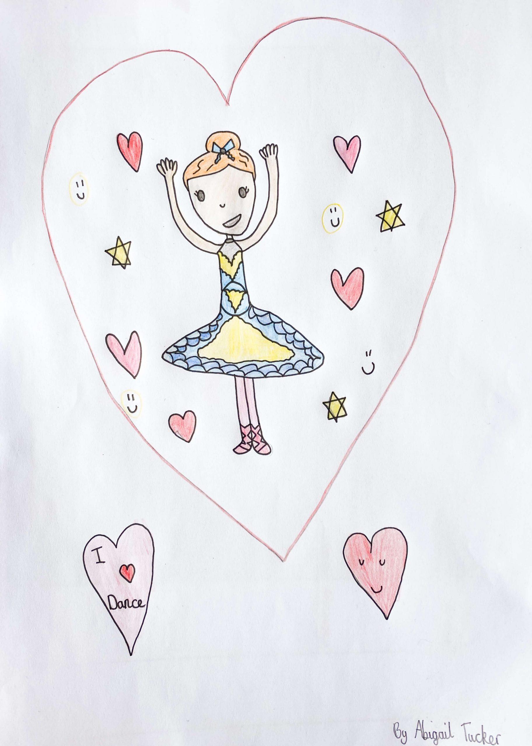 Abigail Tucker. Grade 3