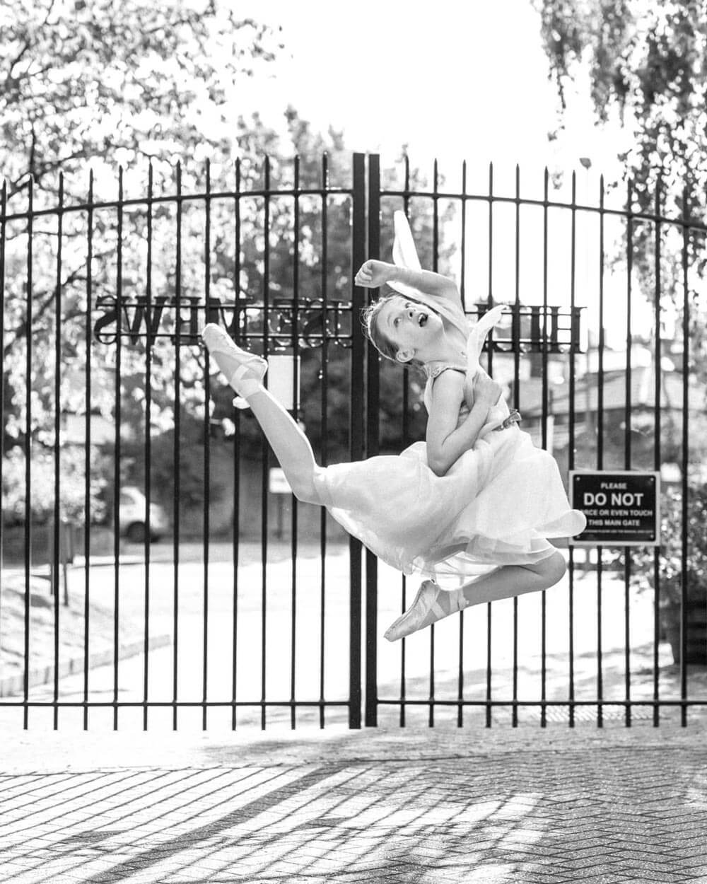 Ballet Bromley Skylark School of Dance Sidewalk Project 6