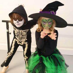 Skylark School of Dance Halloween workshop10