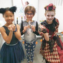 Skylark School of Dance Halloween workshop2