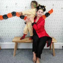 Skylark School of Dance Halloween workshop6
