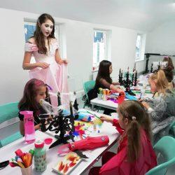 Skylark School of Dance Halloween workshop7